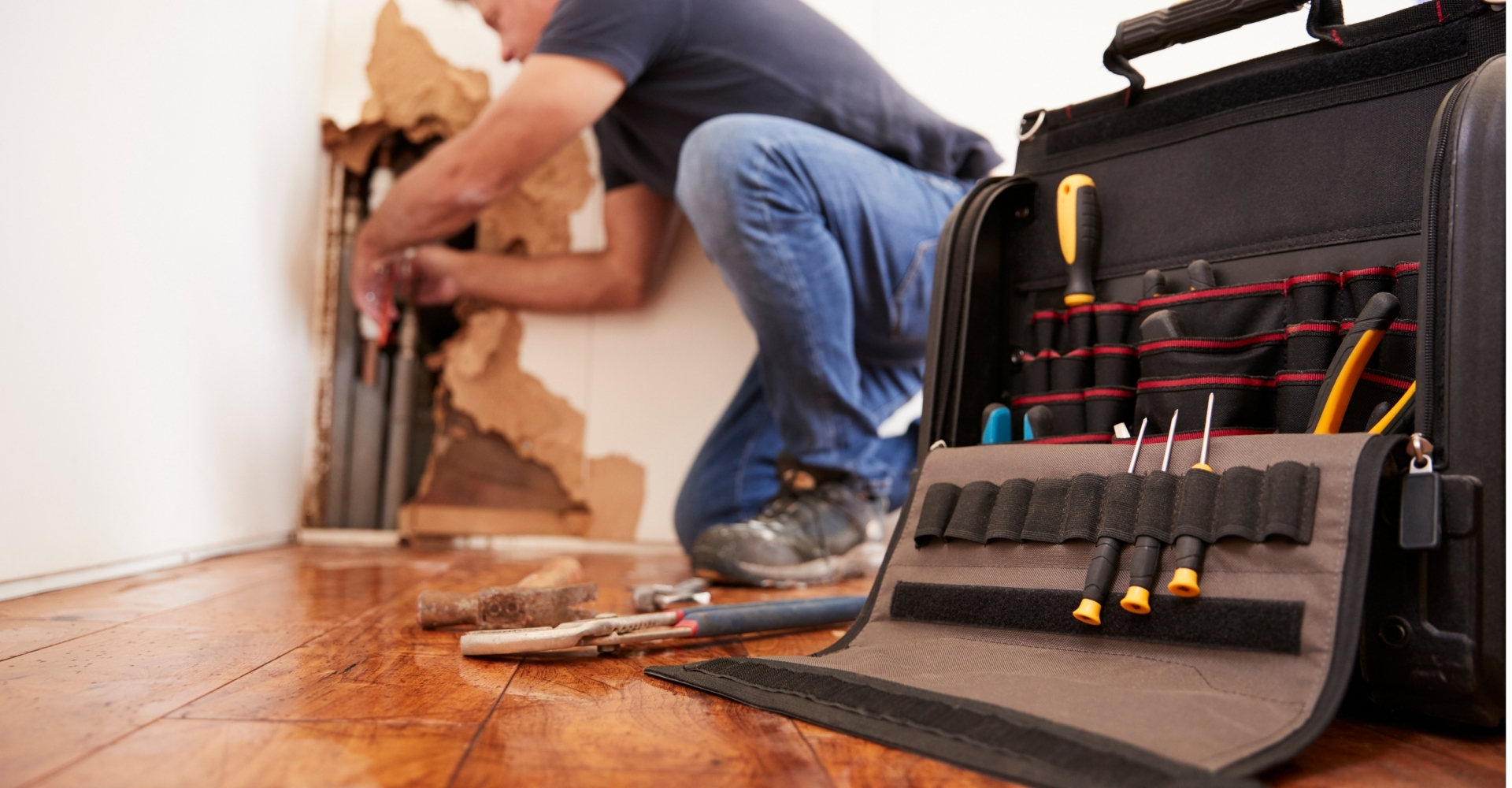 Alconero & Associates - Top causes of water damage in your home